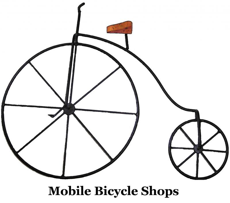 Mobile Bicycle Shops Logo